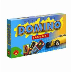 Gra Domino Samochody Alexander