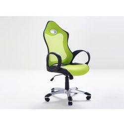 Krzeslo biurowe - krzeslo obrotowe - iChair zielony