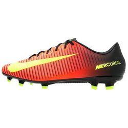 Nike Performance MERCURIAL VELOCE III FG Korki Lanki orange/gelb/pink