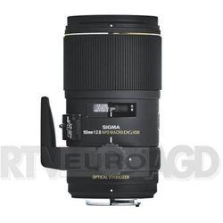 Sigma AF 150 mm f/2.8 APO EX DG OS HSM Macro Nikon Darmowy transport od 99 zł   Ponad 200 sklepów stacjonarnych   Okazje dnia!