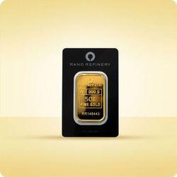 50 g Sztabka złota CertiCard