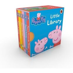 PEPPA PIG: LITTLE LIBRARY (6 Books)