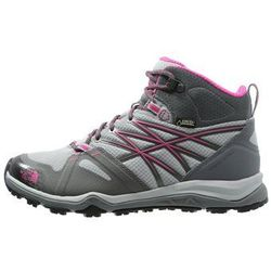 The North Face HEDGEHOG FASTPACK LITE MID GTX Buty trekkingowe sedona sage grey/glo pink