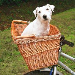 Trixie Kosz rowerowy z wikliny (2813)