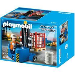 Playmobil  Wózek widłowy 5257