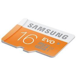 Karta pamięci microSDHC Samsung EVO 16GB UHS-I class 10