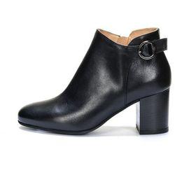 ac6a9b709d22a Marc O´Polo buty za kostkę damskie 41 czarny - BEZPŁATNY ODBIÓR: WROCŁAW!