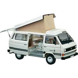 Model samochodu do sklejania Revell 7344, Volkswagen T3 Camper, 1:25