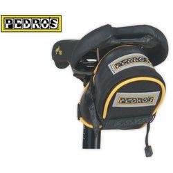 PDR-6357100 Torba podsiodłowa PEDROS SMALL HATCHBACK, czarna