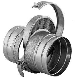 Filtr okrągły kanałowy Darco FOK 150/OC - średnica 150 mm