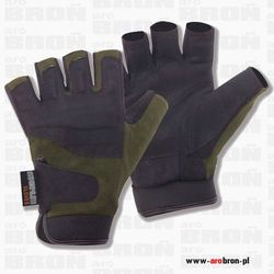 Rękawice taktyczne PMG_048 Solag Half - Rower, nordic walking, wspinaczka, rozm. L
