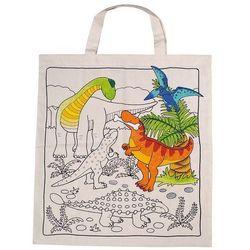 Torba do malowania Dinozaury