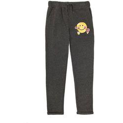 Spodnie dresowe dziewczęce, Smiley World Darmowa dostawa do sklepów SMYK