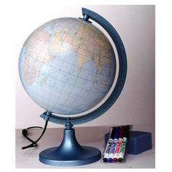 Zachem, globus konturowy z objaśnieniem, podświetlany Darmowa dostawa do sklepów SMYK