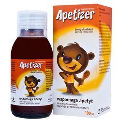 Apetizer syrop dla dzieci 100 ml