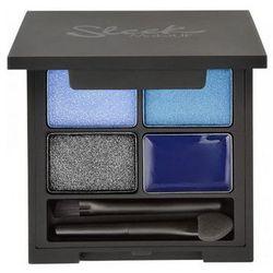 Sleek Makeup Sleek I-Quad Eyeshadow & Eyeliner Midnight Blues