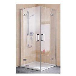Drzwi Kermi Gia XP 90x185cm wahadłowe z polem stałym lewe GXESL090181PK
