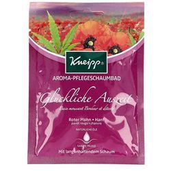 Kneipp Aroma olejek do kąpieli z czerwonym makiem i konopią 50 ml