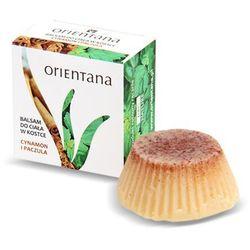Orientana - Balsam do ciała w kostce - CYNAMON I PACZULA