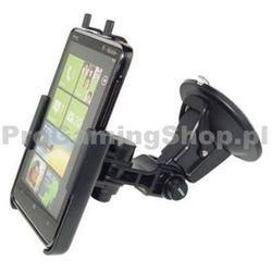 Haicom elastyczne ramię ssące kubek + szkło + uchwyt do HTC HD 7