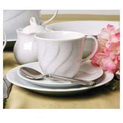 Serwis do kawy dla 6 osób porcelana Krzysztof Daphne