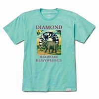 koszulka DIAMOND - Indigenous Tee Diamond Blue (DBLU)