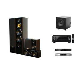 PIONEER VSX-430 + BDP-180 + TAGA TAV-606 v3 + TSW-120 - Kino domowe - Autoryzowany sprzedawca