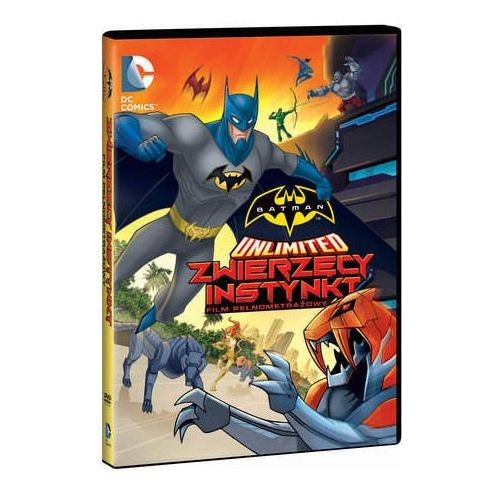 Batman Unlimited: Zwierzęcy instynkt