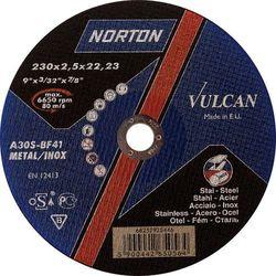 Tarcza szlifierki kątowej do stali, 230mm Norton
