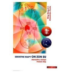 Sekretne mapy ON ZON SU starożytny chiński masaż stóp (opr. miękka)