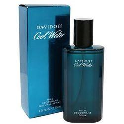Davidoff Cool Water Man dezodorant z atomizerem dla mężczyzn 75 ml + do każdego zamówienia upominek.