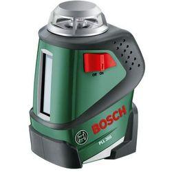 Laser liniowy Bosch PLL 360