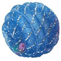 Kolorowa piłka dla kota - wewnątrz grzechoczące kulki