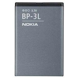 Oryginalna bateria BP-3L - 1300 mAh - Nokia Asha 603, 303, Lumia 710, 510, 610, 505 Opakowanie Bulk