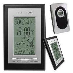 Bezprzewodowa stacja pogody termometr/higrometr 173109
