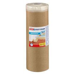 Papier malarski z taśmą Easy Cover Universal Tesa 300mm x 20m