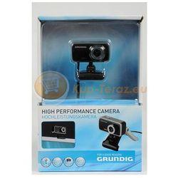Kamerka internetowa USB 5.0 Omegapixel Grundig 72820