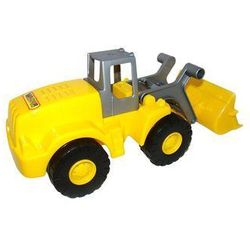 Agat traktor-ładowarka wojskowa