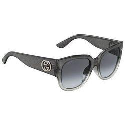 Okulary Słoneczne Gucci GG 3836/F/S Asian Fit RKQ/HD
