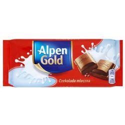Czekolada mleczna Alpen Gold 90 g