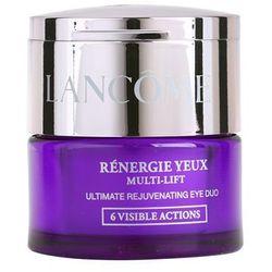 Lancome Renergie Multi-Lift przeciwzmarszczkowy krem odżywczy pod oczy z korektorem + do każdego zamówienia upominek.