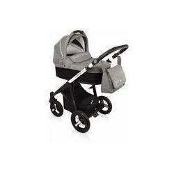 Wózek wielofunkcyjny Husky Lupo Baby Design (czarny 2016 + winter pack)