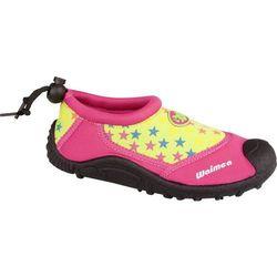 Buty do wody dla dzieci Waimea - Fuksja