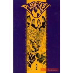 Planetary - 2 - Dookoła świata i inne opowiadania. (opr. miękka)