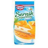 Sernik jogurtowy na zimno 195 g Dr. Oetker