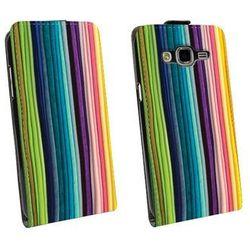 Flip Fantastic - Samsung Galaxy J5 - kabura na telefon - sznurowadła