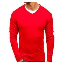 e98195f8f18f swetry damskie kooi sweter czerwony w kategorii Odzież męska ...