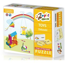 zZuple - nauka angielskiego: Zabawki