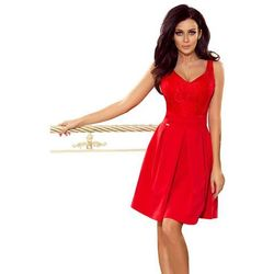 4df97640 suknie sukienki dluga bordowa suknia z gipiurowa koronka bordowe ...