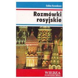 Rozmówki rosyjskie Wiedza Powszechna (opr. miękka)